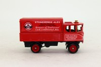 Days Gone Lledo DG099; Sentinel Steam Wagon Flatbed 1934; Stonehenge Ales