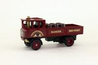 Days Gone Lledo DG099; Sentinel Steam Wagon Flatbed 1934; Badger Brewery