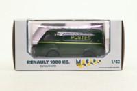 Macadam 007; Renault 1000kg Van; Postes France