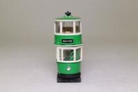 Corgi Classics 98154; Double Deck Tram, Closed Top, Closed Platform; Dover Corporation; Maxton, Hartley's Preserves