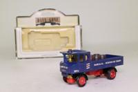 Days Gone Lledo DG088006; 1931 Sentinel DC4 Steam Wagon; Bass and Co, Burton on Trent