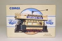 Corgi 98151; Double Deck Tram Open Top, Open Platform; South Metropolitan Electric Tramways: West Croydon, Anerley, Crystal Palace