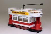 Corgi 97365; Double Deck Tram Open Top, Open Platform; Blackpool Corporation Tramways: Blackpool Illuminations, Gynn Square