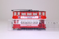Corgi D37/1; Double Deck Tram, Closed Top, Closed Platform; 150th Anniversary of the Penny Post