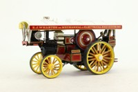 Corgi Classics 80105; Fowler B6 Steam Engine; Road Locomotive; Supreme, SJ Wharton