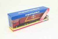 Corgi TY86812; ERF EC; Artic Box Trailer, Royal Mail