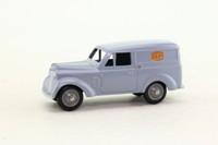 CIJ 3/67/00; Renault Dauphinoise Van; PTT France