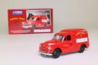 Corgi 06503; Morris Minor Van; Royal Mail, Be a Postman