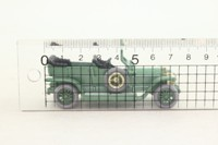 Days Gone Lledo DG032002; 1907 Rolls-Royce Silver Ghost; Metallic Green