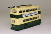 Corgi OOC 40106; Weymann /BUT Trolleybus; Maidstone & District; The Last Trolleybus 1959