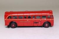 Corgi OOC OM41004; AEC Q Single Deck Bus; London Transport Central; 218 Walton On Thames, Door Closed