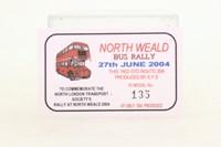 EFE 20203A; Leyland Titan PD1 Bus; London Transport; 20A Debden Stn