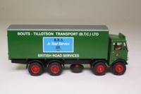 EFE 11008; AEC Mammoth Major 8W Rigid Boxvan; BRS; Bouts Tillotson