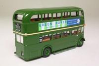 EFE 10132B; AEC RT Double Deck Bus; London Transport; 370 Tilbury Ferry
