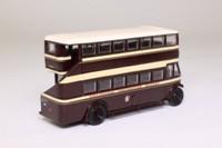 EFE 27202DA; Leyland TD1 Bus; Open Stairs, Birkenhead Corporation; Moreton Shore, Subscriber Model 2000