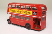EFE 34103; AEC RT Double Deck Bus; London Transport; 62 Barking Garage, Last Day in Service