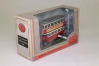 EFE 27701; AEC Regent STL; London Transport; Rt 11 Liverpool St, Hammersmith Bwy, Walham Gdn, Kings Rd, Sloane Sq, Victoria Stn, Charing X, Strand, Ludgate Circus, Bank