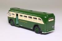 Corgi OOC OM41010; AEC Q Single Deck Bus; London Transport; Civil Defence