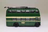 Corgi OOC OM41401; Roe Trolleybus; Teeside Railless Traction Board; North Ormesby