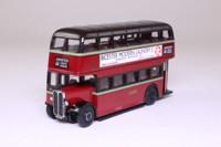 Corgi OOC 40406; AEC Regent II Bus; City of Oxford; Woodstock via Yarnton & Begbroke