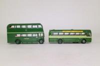 EFE 99914; London Transport Museum Set 5; Green Line: Modernised RF Coach & RT Bus