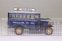 Models of Yesteryear YET04-M; 1922 Scania Vabis Bus; Stockholm Automobil Trafik Aktiebolag