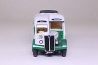 Corgi 97180; AEC Regal Half Cab Coach; Grey Green Coaches of London; Dest: Bognor