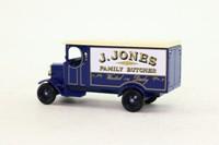 Days Gone Lledo LP066002; 1925 Morris Commercial Van; Dad's Army; Jones The Butcher