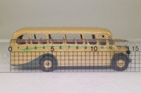 Corgi Classics C949/17; Bedford OB Duple Vista Coach; Greenslade's Tours, Silent Guide; Clovelly