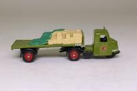 Trackside DG148002; Scammell Scarab; Artic Flatbed, BRS, Parcels Load