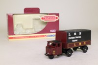 Trackside DG199005; Scammell Mechanical Horse; Artic Box Trailer, LMS