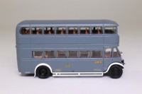 EFE 99207; Leyland TD1 Bus; Plymouth City Transport; Theatre, Wartime Livery