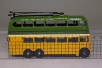 Corgi OOC 43707; Q1 Trolleybus; Glasgow Corporation; 102 Hampden Garage