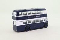 Corgi OOC 43916; Daimler CW Utility Bus; Lytham St Annes; 11 Blackpool, Talbot Rd Bus Station