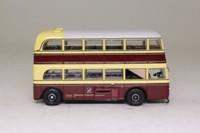 Corgi OOC OM45707; AEC Q Double Deck Bus; Cardiff Corporation; Rt 38, Rhiwbina Deri via Pantbach Rd