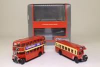 Corgi OOC 97055; Thames Valley Bristol 2 Bus Set; Bristol L6B & Bristol K6A