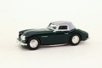 Corgi D735/1; Austin Healey 3000 Mk1; Soft Top, British Racing Green