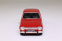 Vanguards VA09500; Ford Escort Mk1; Dragoon Red