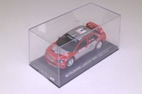 DeAgostini 57; Mitsubishi Lancer WRC; 2004 Monte Carlo Rally 6th; Panizzi & Panizzi, RN9