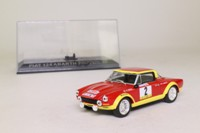 DeAgostini 53; Fiat 124 Sport Abarth; 1974 Rallye de Portugal; Pinto & Bernachini; RN2