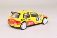 DeAgostini Citroen Saxo S1600; 2002 Rally Catalunya; D Sola & A Romani