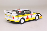 DeAgostini 08; Audi Quattro Sport E2; 1985 Rallye Sanremo 1st; Rohrl & Geistdorfer; RN5