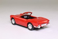 Solido 17; 1963 Triumph Spitfire Sports; Open Top, Red