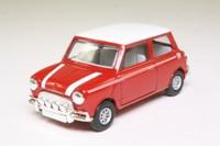 Corgi #01; BL/BMC/Rover Mini Cooper; Cooper; Red, White Roof