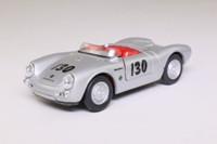 DeAgostini; 1955 Porsche 550 RS Spyder; Metallic Silver, RN130