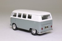 Solido 58; 1960 Volkswagen Combi; Grey; Off White