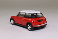 Solido 44; 2001 BMW New Mini; Red, White Roof, Century of Cars Series #44
