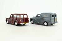 Saico TY3545; Morris Minor 2 Pce Set; Van & Traveller