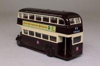 EFE 15901; Leyland Titan Bus PD1 Highbridge; Leicester City Transport; Rt 29 Stoneygate