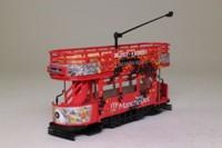 Corgi CC25208; Double Deck Tram Open Top, Open Platform; Commonwealth Games Manchester 2002